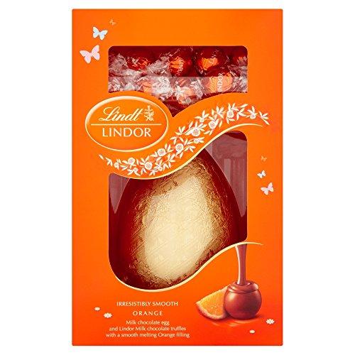 Lindt Lindor al latte uovo di cioccolato di Pasqua e Orange Tartufi 285g