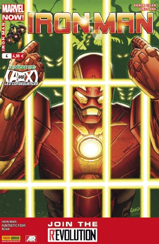 Iron Man, Tome 4 : 2013