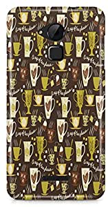 Coolpad Note 3 Back Cover by Vcrome,Premium Quality Designer Printed Lightweight Slim Fit Matte Finish Hard Case Back Cover for Coolpad Note 3