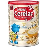 Nestlé CERELAC Wheat with Milk Infant Cereal 1kg, 6 months+