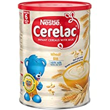 Nestlé CERELAC Wheat with Milk Infant Cereal 1kg, 6 months+
