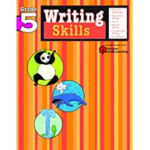 Writing Skills: Grade 5 (Flash Kids Harcourt Family Learning)