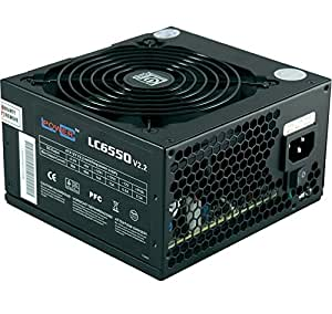 LC POWER Alimentation PC Super Silent Series V2.2 550 W (LC6550)