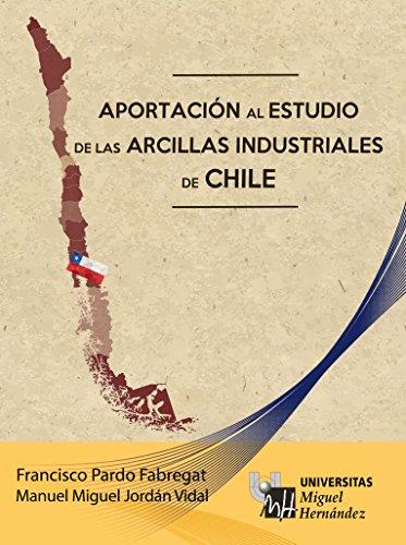 Aportación al estudio de las arcillas industriales en Chile