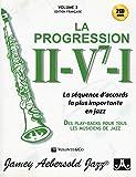 II-V7-I Progression V.3+CD Français