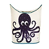 3 Sprouts Laundry Hamper (Octopus)