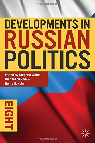 Developments in Russian Politics 8 (Developments in Politics) (2014-09-12)