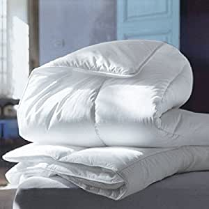 Couette 4 SAISONS 240X260 CM ISOLANE polyester 300+200 G/M2
