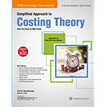 Simplified Approach to Costing Theory (CA Final)-14th edition