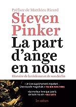 La Part d'ange en nous de Steven Pinker