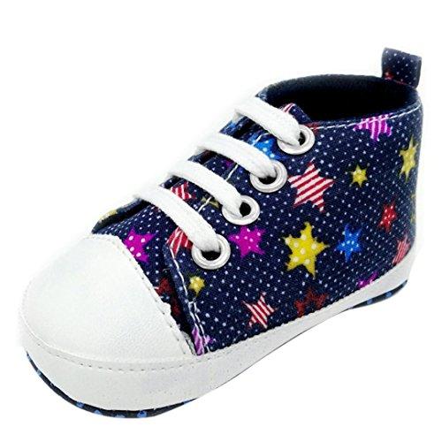 Zapatos bebé, Culater Patucos Colorido Niñas Niños