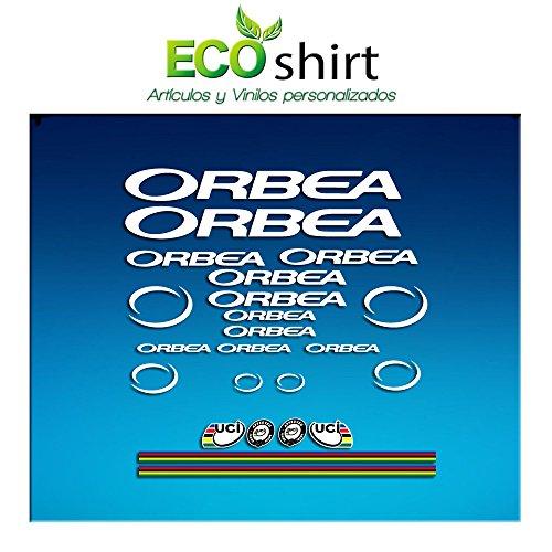 Ecoshirt 9K-ICI9-CJL3 Pegatinas Orbea R71 Vinilo Adesivi