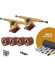 'RAM UB Trucks 7| 180mm RAM Longboard Setup Set + Grip