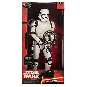 Star Wars: The Force El Despertar 35.6cm Habla Figura, Primero Order Soldado Imperial 9