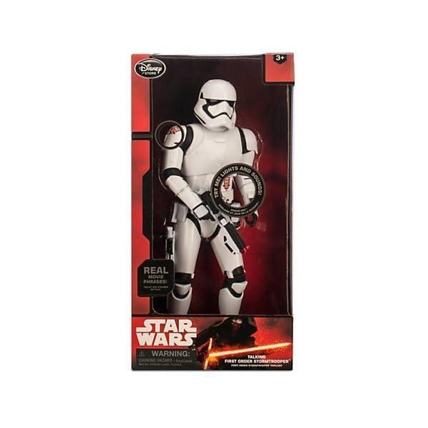 Star Wars: The Force El Despertar 35.6cm Habla Figura, Primero Order Soldado Imperial 1