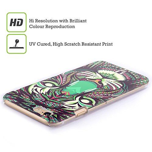 Head Case Designs Schutzhülle für Apple iPhone 5 / 5s (Azteken-Elefanten-Design) Tiger