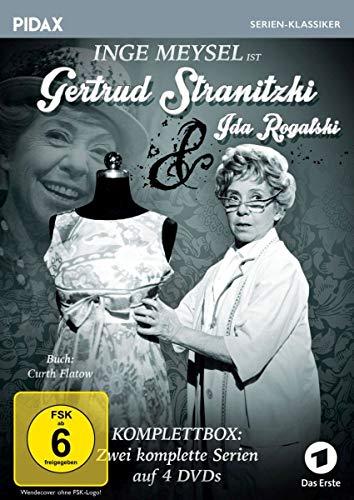Gertrud Stranitzki & Ida Rogalski (4 DVDs)