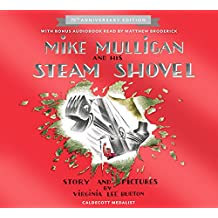 Mike Mulligan and His Steam Shovel (Read Along Book & CD)