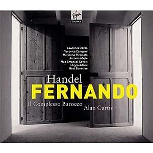 Handel: Fernando, Re Di Castiglia