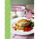 Savoureuses recettes végétariennes