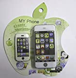 I-Phone Shaped Sharpener with Eraser (Rs...