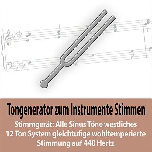 Sinuston Tonhöhe E2 - 82,4069 Hz - großes E - erste/untere Gitarrensaite E (Alle Unteren)