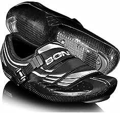 Bont A-Two (A2) Zapatillas de Ciclismo Carretera Negro Talla 39