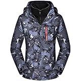 Zorbes Warm Outdoor Skiing Jacket Windproof Waterproof Ski Coat