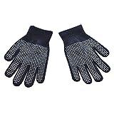 Skang handschuhe Fäustlinge Neue Winterwarme Magic Stretch Greiferhandschuh Kindergröße Buntes Set Strickhandschuhe