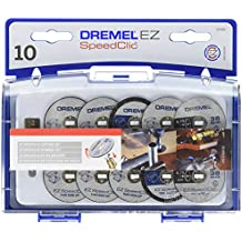 Dremel - Juego de accesorios EZ SpeedClic (SC690)