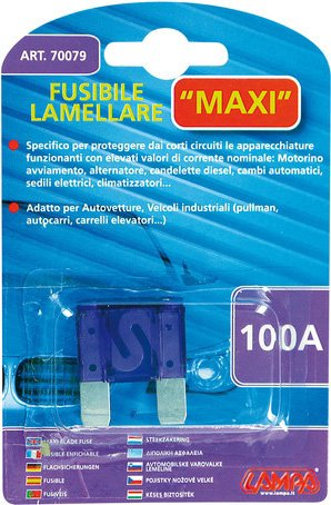 Preisvergleich Produktbild Lampa 70079Sicherung Leimholz Maxi