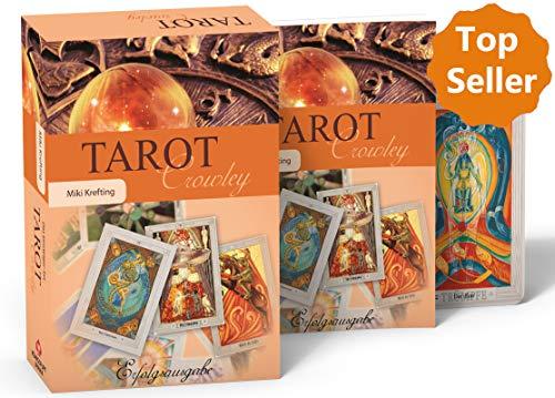 Crowley Tarot für Einsteiger: Set mit Buch und Karten -