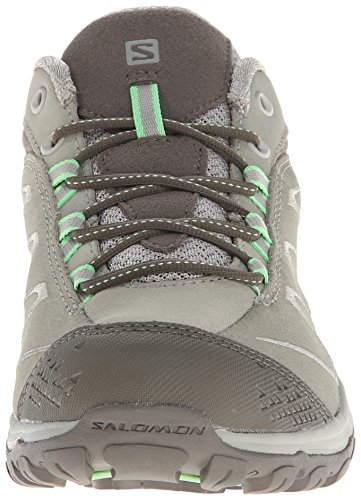 Salomon  Ellipse LTR, Chaussures de trekking et randonnée femme Vert - Vert
