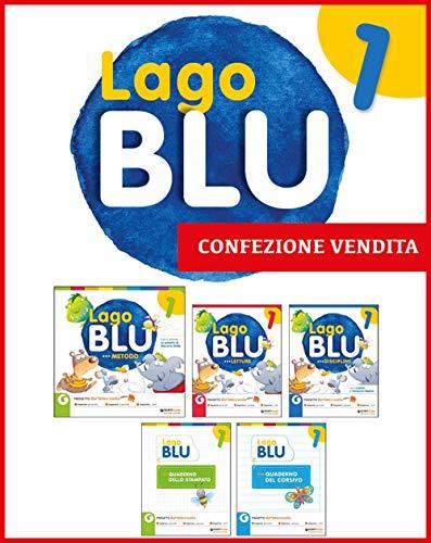 Lago blu. per la scuola elementare. con e-book. con espansione online: 1