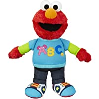 Barrio Sésamo Talking ABC Elmo figura