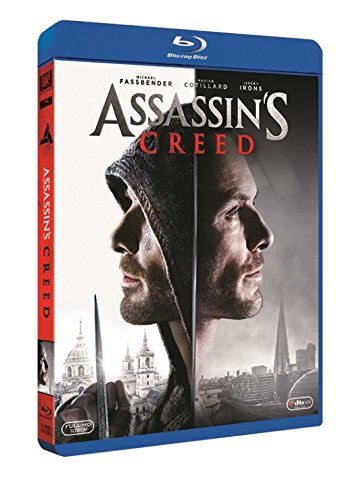 Assassin'S Creed [Blu-ray] 51gtW6vcFtL