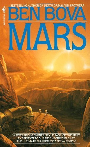 Mars by Ben Bova (1993-06-01)