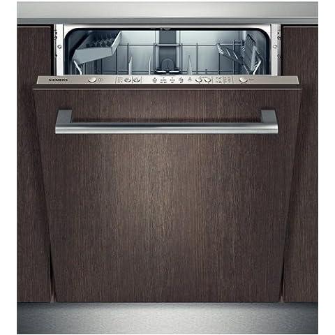 Siemens SN65E010EU lavavajilla - Lavavajillas (Totalmente integrado, A, A++, Acero inoxidable, A, auto 45-65 ºC, Economía, Intensivo, Prelavado, Rápido)