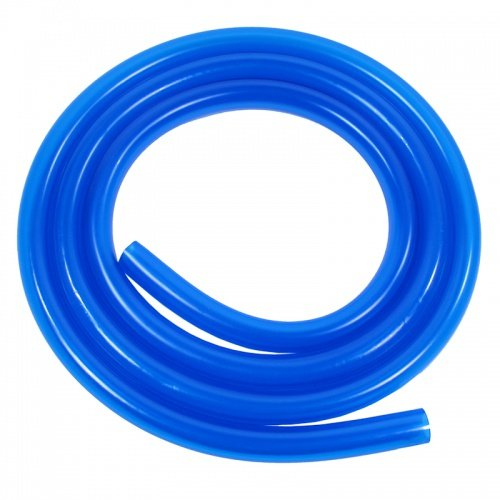 "XSPC Tubo flessibile 1/2"" ID 3/4"" OD 19/12.7mm 2m - Blu/UV Blu"
