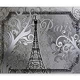 murando - Fototapete 250x175 cm - Vlies Tapete - Moderne Wanddeko - Design Tapete - Wandtapete - Wand Dekoration - City Paris 10110905-77