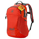 Jack Wolfskin Kinder Kids Moab Jam Outdoor Rucksack, Lava Orange, 39 x 29 x 5 cm