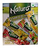 #5: Naturo Fruit Bar - Assorted, 75g Carton
