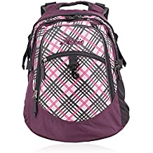 Newcom Hobie Laptop Backpack (up to 18.5 inches) 16L Glen Check