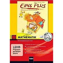 EINS PLUS 2. Ausgabe D. Lernsoftware für die Klasse 2: Einzelplatzversion. Klasse 2