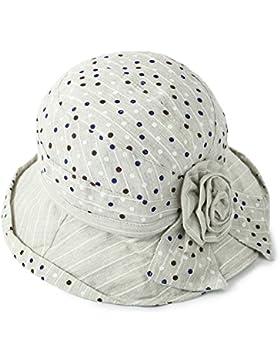 Las Señoras Sombrero Para El Sol/Gorra/Sombrero De Playa Plegable/Sombrero Del Cubo