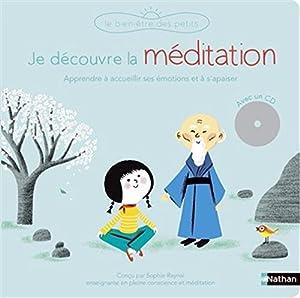 """Afficher """"Je découvre la méditation"""""""