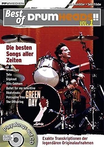 Best of DrumHeads!! Vol. 1: Die besten Songs aller
