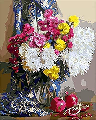 yhwygg DIY Ölgemälde Gemälde Und Rahmen Winde
