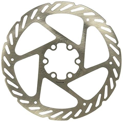 Avid Bremsscheiben G2 Clean Sweep, Silber, 160 mm, 00.5315.003.000