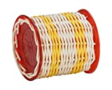 Percussion Natal GANZA Yellow Band Red Ends Small